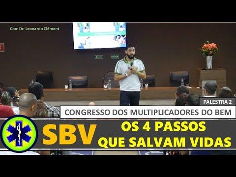 SBV - OS 4 PASSOS QUE SALVAM VIDAS   PALESTRA COMPLETA