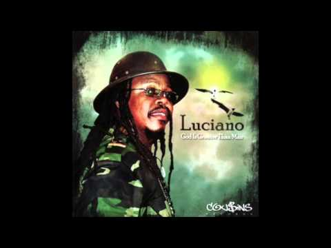Luciano - God Is Greater Than Man (Platinum Edition)