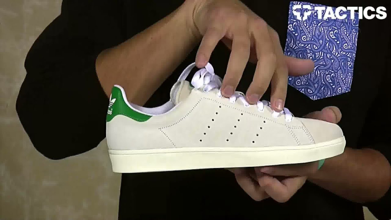 Adidas Stan Smith Skate Skate Shoes Review