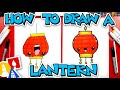 How To Draw A Chinese Lantern For Chinese New Year