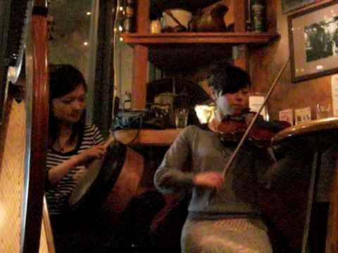 Japanese Celtic Duo