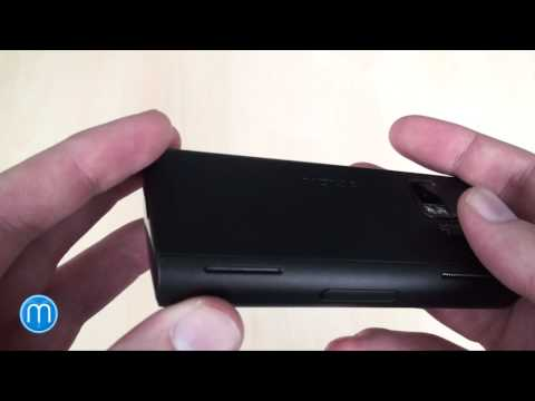 Nokia X6 16GB - video z tiskové konference