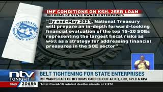 IMF wants raft of reforms at KQ, KBC, KPLC and KPA
