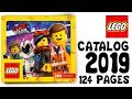 LEGO Catalog 2019 all lego sets - Sets Images - ALL LEGO SETS 2019 - NEW! - 124 pages