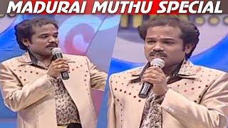 Madurai Muthu Comedy Collection | Episode 9 | Solo Performance | Asatha Povathu Yaru