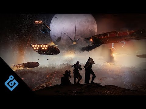 90 Minutes Of Destiny 2's New European Dead Zone Gameplay (No Commentary)