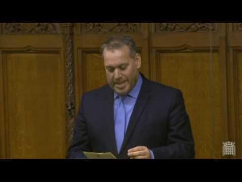 Brexit, [Article 50] Bill Debate - David Warburton 1 Feb 2017