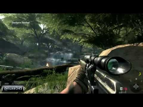 Call of Duty: Black Ops II Gameplay (PC HD)