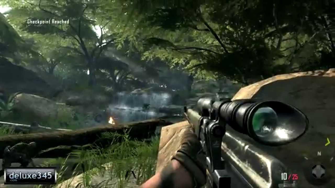 Call Of Duty Black Ops Ii Gameplay Pc Hd Youtube
