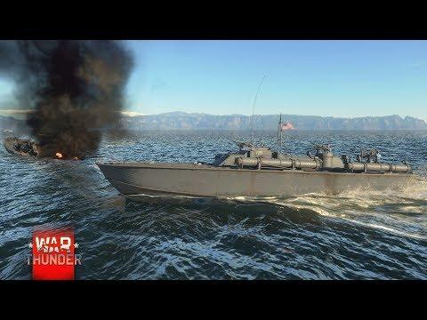 видео: Новые корабли 1 ранга, тестирование  в WAR THUNDER.