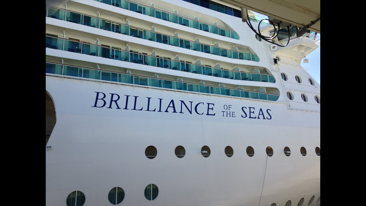 Brilliance Of The Seas 2014 Doovi