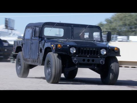 Plan B Supply - News & Buzz: Ep 05 - Military Grade Humvees  - Complete Customization
