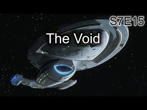 Star Trek Voyager Ruminations S7E15: The Void