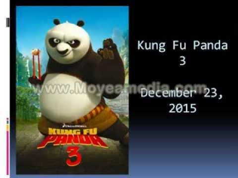 Upcoming animated movies 2014 to 2016
