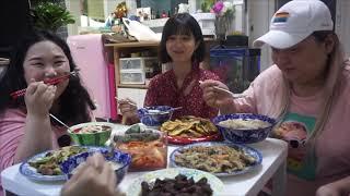 명절에 트랜스젠더들이 모였다면?김하이.파니.마진.미미.하파진미♥브이로그 kimhi transgender Invite my friends make it a holiday dish