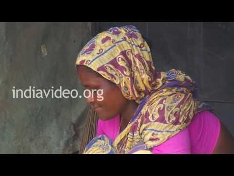 Village Woman in Shillong, Meghalaya