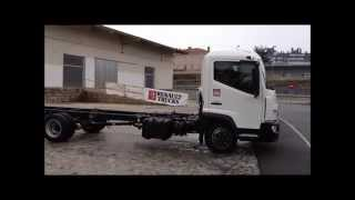 VIDEO NUEVO RENUALT TRUCKS D 2M 2014 - NEW RENAULT TRUCKS D 2M 2014