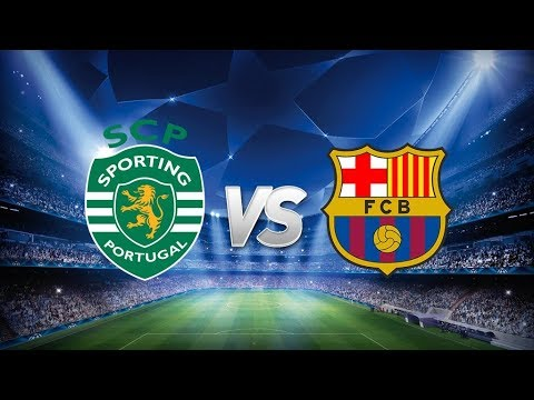 Sporting Lisbon vs Barcelona, Champions League, Group Stage 2017  - Match Preview