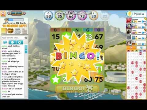 Bingo Blitz - Cape Town