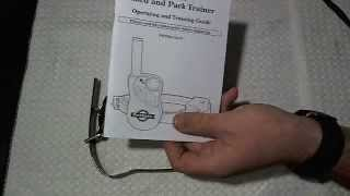 Petsafe Yard And Park Trainer (pdt00-12470) Review
