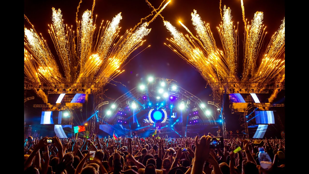 Top Best Edm Music Festival March 2016 - YouTube