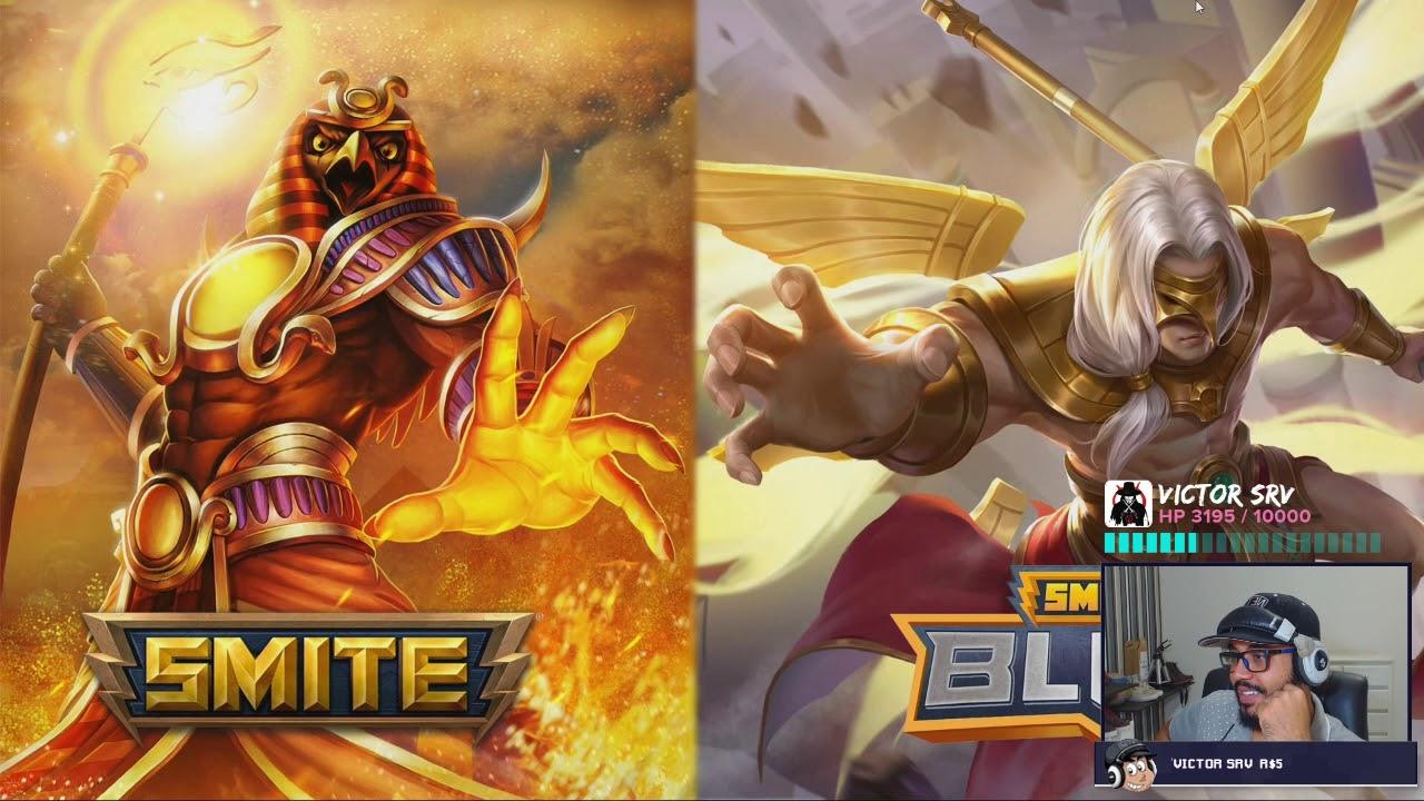 SMITE NEW GAME! SMITE BLITZ - FIRST LOOK