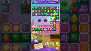 Candy Crush FRIENDS Saga level 205 no boosters