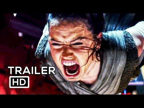STAR WARS 8: THE LAST JEDI International Trailer (2017) Daisy Ridley, Mark Hamill Movie HD