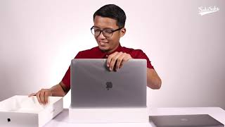 Gambar cover UNBOXING Apple MacBook Pro 2018 (Malaysia)