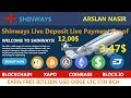 ShinWays New Free Mining Site 12$ Live Deposit Live Withdrawal Payment Proof 2019 in Urdu Hindi