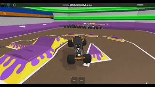 Roblox Monster Jam Freestyle Commentary #211 (Conman)
