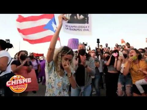 PUERTO RICO indignado pide JUSTICIA por caso KEISHLA RODRIGUEZ ORTIZ | Chisme en Vivo