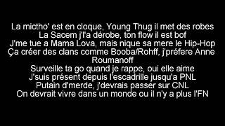 vuclip Black M - Death Note (lyrics)