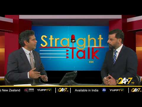 STRAIGHT TALK || JUS 24X7 || APRIL 30, 2018