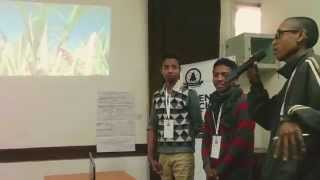 Science Hack Day Antananarivo Best Hack Final Presentations.