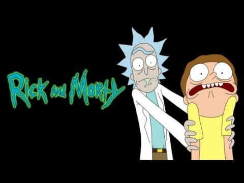 """""""RICK AND MORTY"""" [Theme Song Remix!] -Remix Maniacs"""