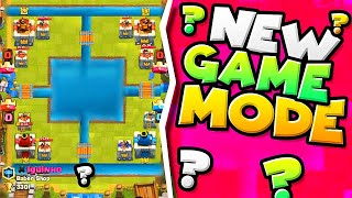 CLASH ROYALE NEW MAP!?