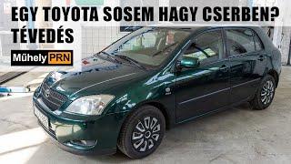 MűhelyPRN 20.: Egy Toyota sosem hagy cserben? Tévedés