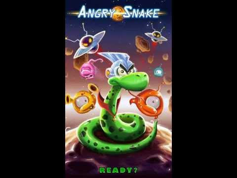 Angry Snake Mobile Java Touchscreen 240x400