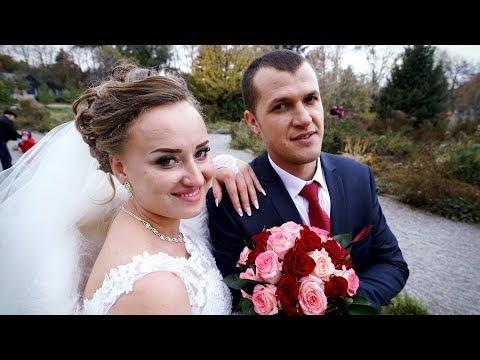 Необычная осенняя свадьба в Алма-Ате - Александр и Настя 2018