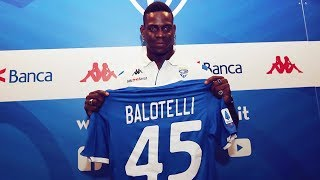 The heartwarming reason why Mario Balotelli signed for Brescia - Oh My Goal
