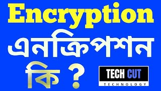 [Bengali] ENCRYPTION ll Real explanation of ENCRYPTION ll Full informative ll Tech Cut
