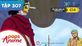 One Piece Tập 307 - Hòn Đảo Trong Biển Lửa! Sự Tiếc Nuối Của Franky - Phim Hoạt Hình Đảo Hải Tặc
