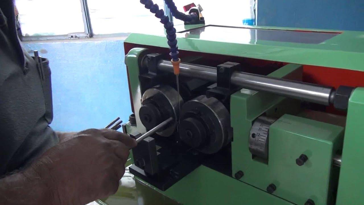 Thread Rolling Machine 3 Tons, by Thread Form Machine Industries,  Hyderabad, Andhra Pradesh, India