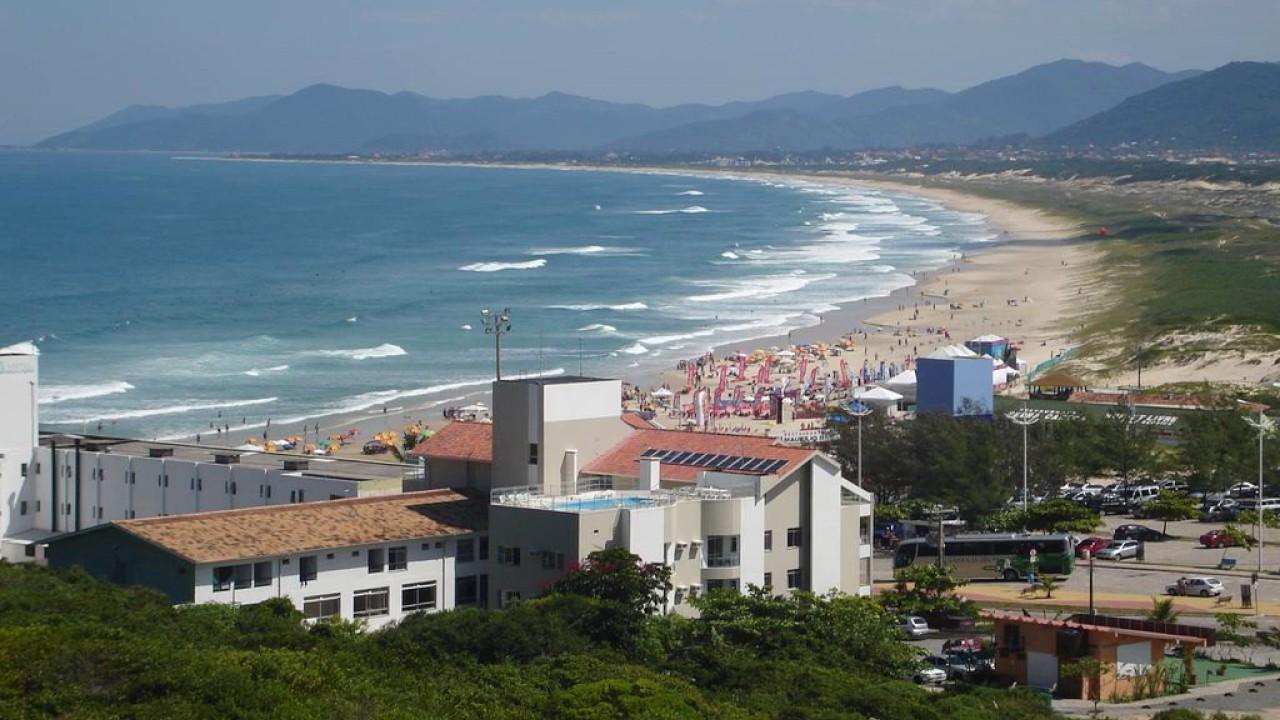 Joaquina Beach Hotel Florianopolis Santa Catarina Brazil