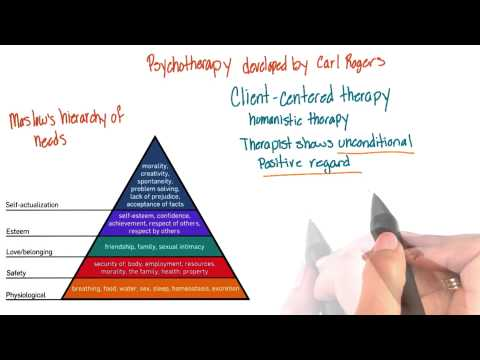 Humanistic therapy - Intro to Psychology