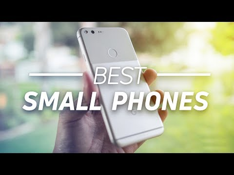 Best Small Android Phones (October 2017)