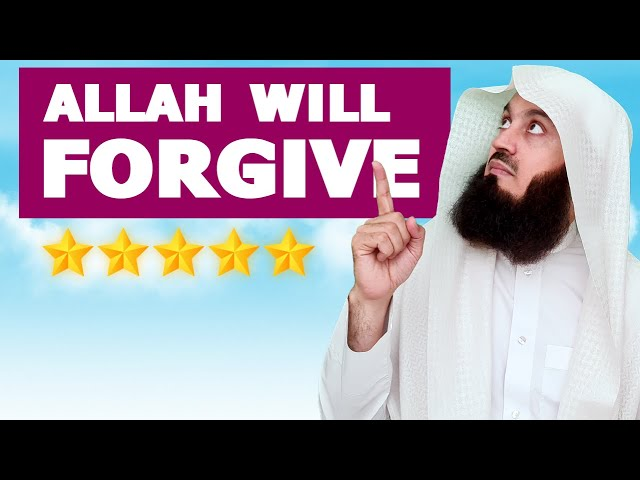 Why Seek Forgiveness? - Mufti Menk