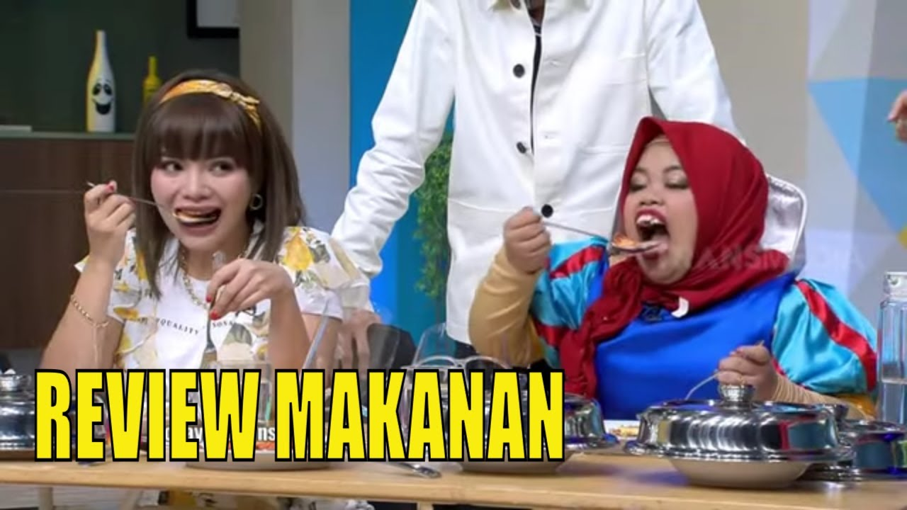 Kekeyi & Dinar Candy Review Makanan | OKAY BOS (21/10/20) Part 4