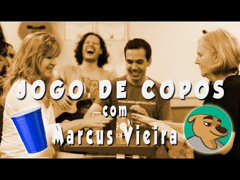 JOGO DE COPOS COM MARCUS VIEIRA - TOQUE DO TETO
